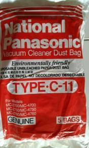 National Vacuum Cleaner Dust Bag