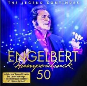 IMPORTED CD Engelbert Humperdinck 50 The Best Of