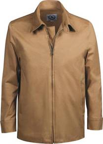 Executive Jacket color Brown Cotton [CODE: EJ6114]