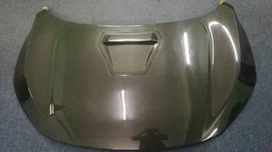 Honda Civic FC TYPE R FK8 carbon fiber bonnet