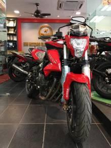 Benelli TNT600 S - 90% Credit