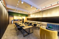 Coworking Office, Event Space, Office Space