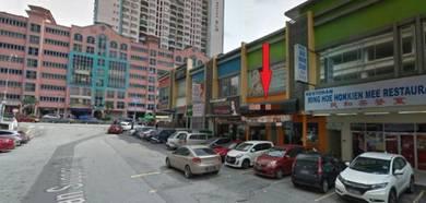 Cyber Cafe Jalan Ipoh, Kuala Lumpur