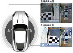 360 panorama camera system FOR ALL CAR