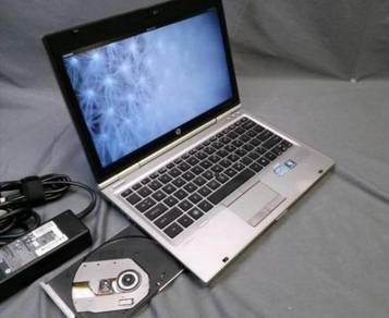 Hp elitebook 2460p - core i5