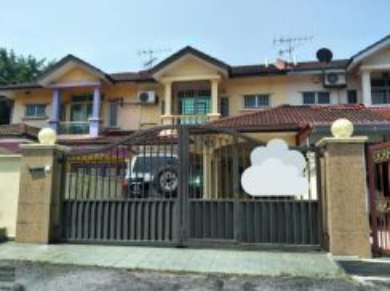 For Sale - 2sty terrace house Tmn Sg. Jelok Kajang (RENOVATED UNIT)