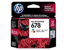 HP678 ink kosong beli balik dgn cash