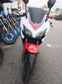 Honda cbr 500 r promotion