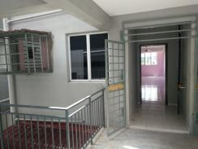 Pangsapuri Amanjaya Bandar Sri Saujana, SP