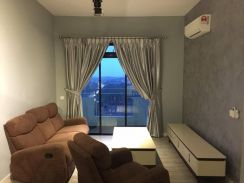 Sky view apartment, Bukit indah
