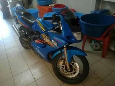 Kawasaki rr 150 kr150 kips krr