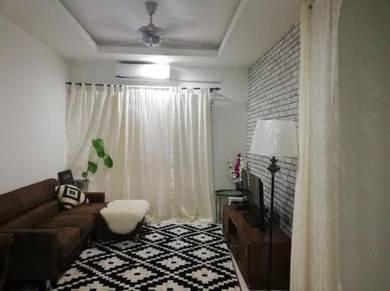 G-Floor ,Fully Furnished D'camelia court,Nilai Impian,Nilai 3,KLIA
