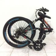Basikal lipat folding bike bicycle