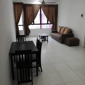 FullyFurnished The Heights Residence Condo Mmu Utem Batu Berendam UG