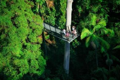 O�Reilly�s Green Mountains Day Tours, Gold Coast