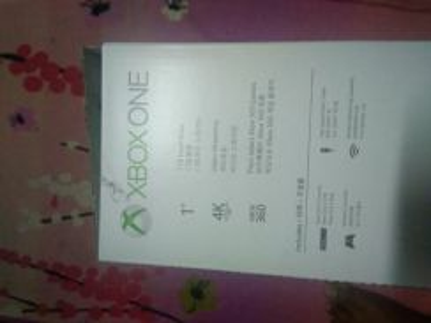 Xbox one. baru guna sekali.singapore mari