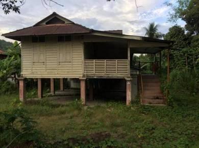 Tanah dan rumah kg untuk di jual di Kuala Dal, Kuala Kangsar