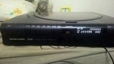 Harman kardon cd player tl 8500