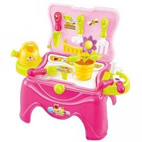 2 IN 1 Portable Happy Garden Play Set