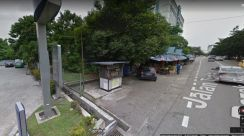 12000 sqft commercial land Next to Socso Building