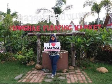 Trip Hatyai 3H2M Murah