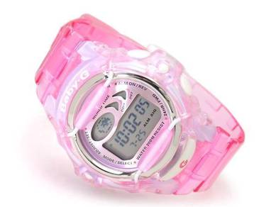 Watch - Casio BABY G JELLY BG169R-4 - ORIGINAL