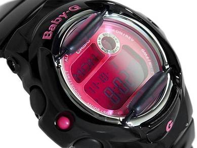 Watch- Casio BABY G JELLY BG169R-1B -ORIGINAL