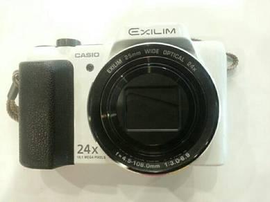 Casio Exilim Hx 50