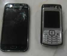 Faulty mobiles