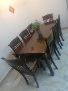 Dining table with 8 seater