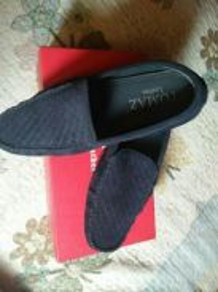 Kasut tomaz leather