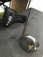 Cleveland hibore driver golf