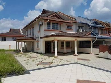2 Storey Terrace Corner Lot Suadamai Bandar Tun Hussein Onn Cheras