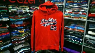 Dickies red hoodie