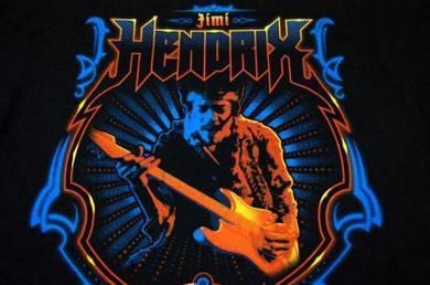 T Shirt JIMI HENDRIX Experience [L] NEW