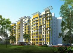 NEW Apartment in Taman Bandar Senawang N.Sembilan