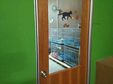 Pusat jagaan kucing
