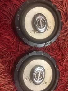 Pioneer ts-f160 speaker pintu 6inci