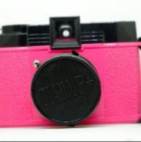 Lomo f+ camera