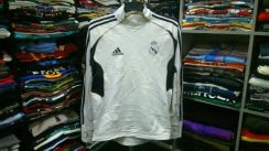 Adidas real madrid training t shirt
