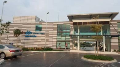 Bilik sewa Puchong, single, Lakeside Residences, swimming pool, IOI