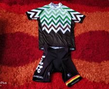 Bicycle Jersey Set Jersi Basikal