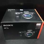 SONY A7M3 New