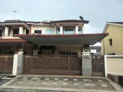 Move In Condition House Sale At Tambun Indah