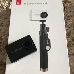 Xiaomi Yi 4K Action Camera Kit (Black)