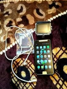 Samsung j2 prime + sjcam 4k