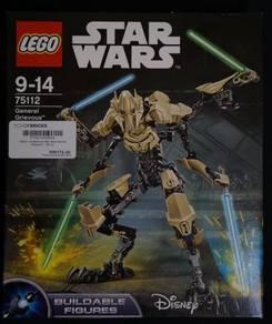 General Grievous Lego buildable figure