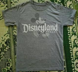 T-shirt Mickey Mouse Disneyland Resort (saiz S)