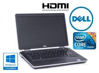Dell e6430s Intel Core i5 3rd 4GB DDR3 Win7 Laptop