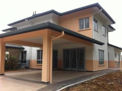2.5 Sty Semi D Taman Equine, Lestari Perdana 1, Gated Guard